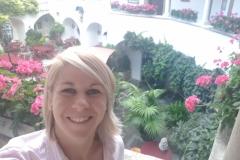 Cati Held Hotel Post Krenms